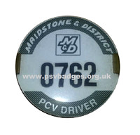 Maidstone and District Motor Services PCV Driver 0762