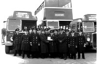 Bristol Omnibus Staff. Thanks to Ted Cogger for permission to use this image.